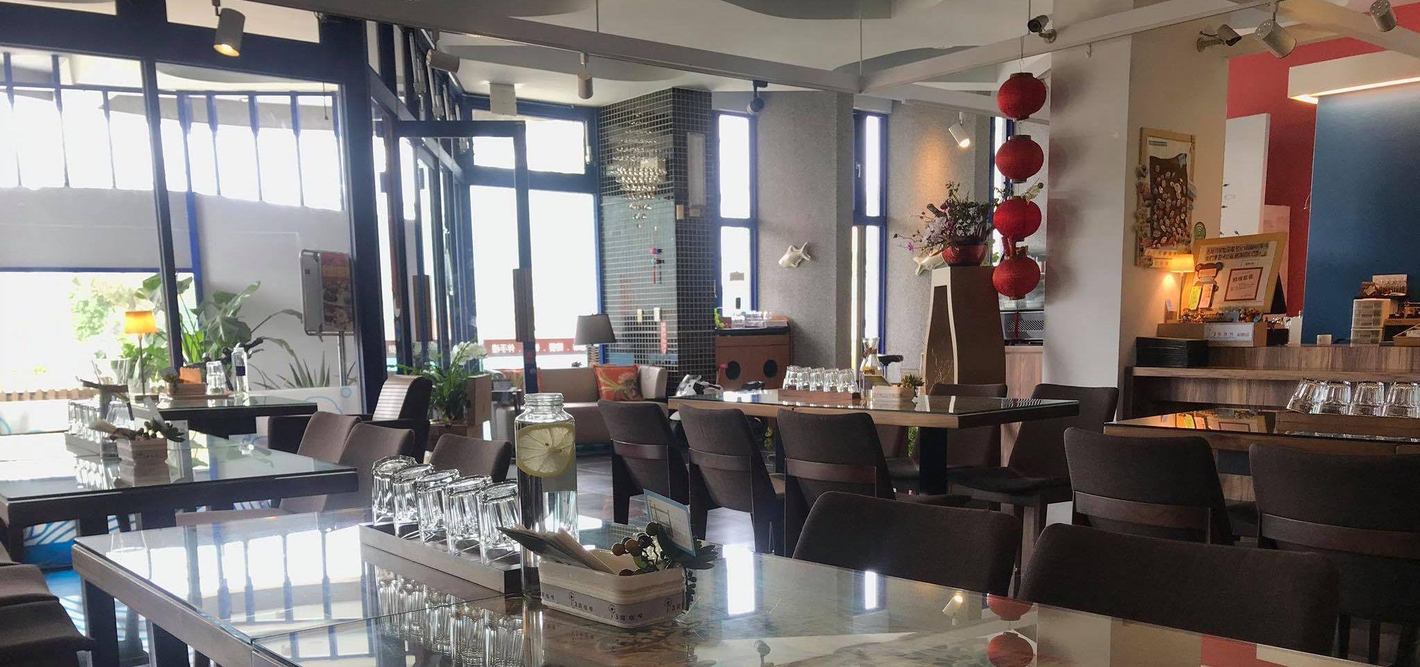 鹿港咖啡簡餐店