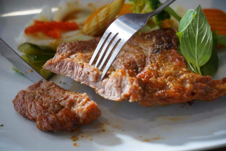 香烤法式豬排飯
