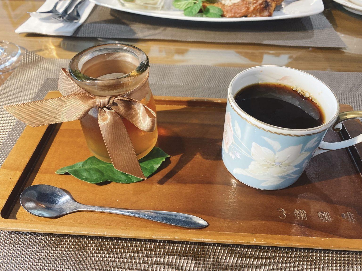鹿港下午茶與手沖咖啡