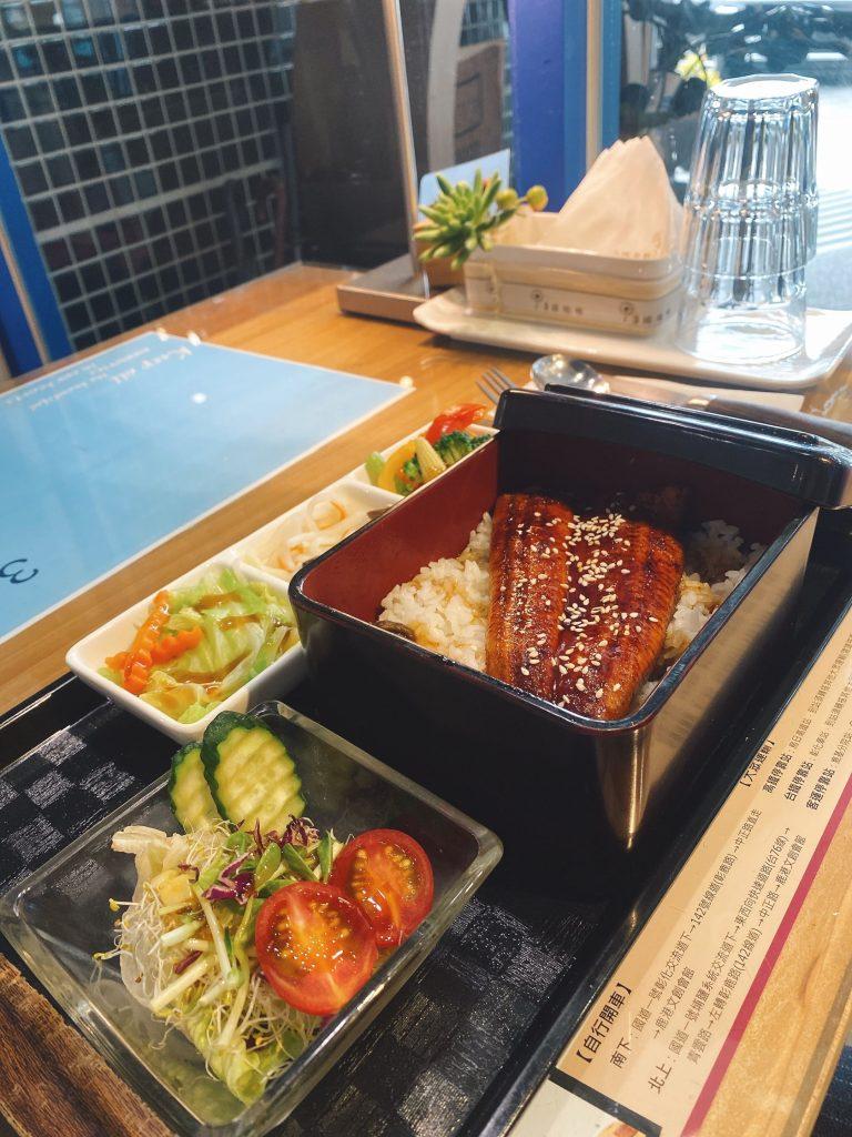 鹿港日式鰻魚飯