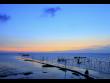 夕陽下的鹿港景點