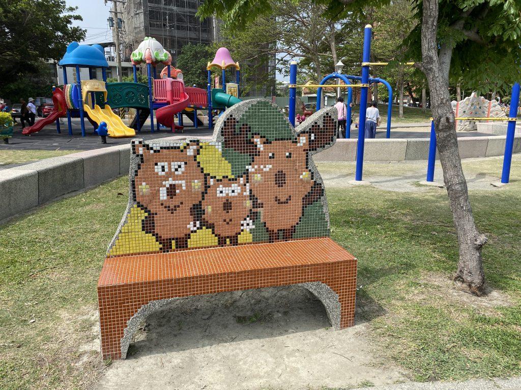 親子鹿港旅遊大推兒童公園